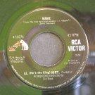AL HIRT~Mame / Seven Days to Tahiti~ RCA Victor 47-8774 1966, 45