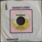 BOOTS RANDOLPH~Temptation / You've Lost That Lovin' Feelin'~ Monument MN45-1009 1967, 45