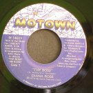 DIANA ROSS~The Boss / I'm in the World~ Motown M 1462F 1979, 45