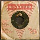 EDDIE FISHER~Magic Fingers / I Wanna Go~ RCA Victor 47-6264 1955, 45