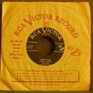 EDDY ARNOLD~Eddy's Song~ RCA Victor 47-5108 1952, 45