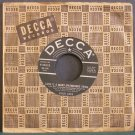 THE FOUR ACES~Love is a Many-Splendored Thing / Shine on Harvest Moon~ Decca 9-29625 1955, VG 45