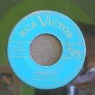 GENE KRUPA~Honeysuckle Rose / Black and Blue~ RCA Victor WP 281 45