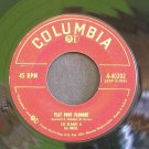 LES ELGART~Flat Foot Floogee / Roo Roo (Kangaroo)~ Columbia 4-40202 1955, 45