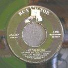 PERRY COMO & JAYE P. MORGAN~Chee Chee-Oo Chee~ RCA Victor 47-6137 1955, 45