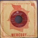 VIC DAMONE~It's a Long Way / Calla Calla~ Mercury 5698-X45 1951, 45