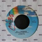 B.J. THOMAS~I Recall a Gypsy Woman / Lovin' Kind~ MCA MCA-51151 1981, 45