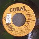 BOB CROSBY~Squeeze Me / Royal Garden Blues~ Coral 9-60256 1950, 45
