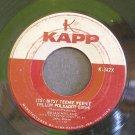 BRIAN HYLAND~Itsy Bitsy Teenie Weenie Yellow Polkadot Bikini~ Kapp K-342X 1960, 45