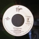 COMMON SENSE~Never Give Up (Edit) / 69 Times~ Virgin 19703 1996, 45