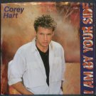 COREY HART~I am by Your Side / Political Cry~ EMI America B-8348 1986, 45
