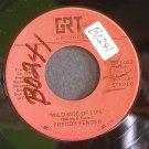 FREDDY FENDER~Wild Side of Life / Go on Baby~ GRT GRT-039 1974, 45