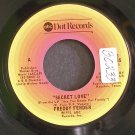 FREDDY FENDER~Secret Love / Loving Cajun Style~ ABC Dot DOA-17585 1975, 45