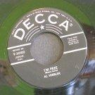 AL HIBBLER~I'm Free / Nightfall~ Decca 9-30100 45