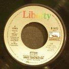 BRASS CONSTRUCTION~Attitude / HotDog~ Liberty B-1473 1982, 45