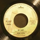 DAVID OLIVER~My Lady / Love Tko~ Mercury 45-76067 1980, 45
