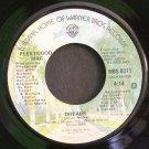 FLEETWOOD MAC~Dreams / Songbird~ Warner Bros. WBS 8371 1977, 45