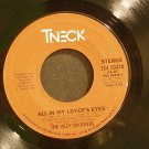 ISLEY BROTHERS~All in My Lover's Eyes / I'll Do it All for You~ T-Neck ZS4 03420 1982, 45 VG+