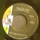 ROSS BAGDASARIAN~I Treasure Thee~ Liberty 56165 S 1970, PROMO 45