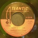 AVERAGE WHITE BAND~Queen of My Soul~Atlantic 3354 (Funk) VG+ 45