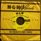 BACHELORS~Teenage Memory~MGM K12668 Promo VG+ 45