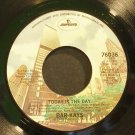 BAR-KAYS~Today is the Day~Mercury 76036 (Funk) VG+ 45