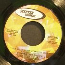 DIONNE WARWICK~Green Grass Starts to Grow~Scepter 12300 (Soul)  45