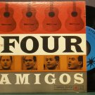 THE FOUR AMIGOS~The Four Amigos~Sesac Transcribed Library 69 Rare VG+ 45 EP