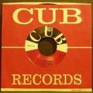 JIMMY JONES~Itchin'~CUB K9076 (Soul) M- 45