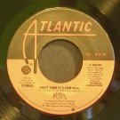 KLEEER~Next Time it's for Real~Atlantic 89699 (Disco) Rare VG+ 45
