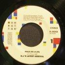 R.J.'S LATEST ARRIVAL~Hold on~Manhattan 50058 (Disco) Rare VG++ 45