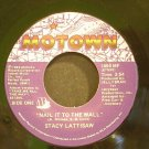 STACY LATTISAW~Nail it to the Wall~Motown 1859 MF (Hi NRG) M- 45