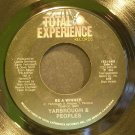 YARBROUGH & PEOPLES~Be a Winner~Total Experience 2403 (Funk) VG+ 45