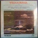 WILLIAM PARKER~William Parker~New World 305 SS LP