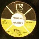 BREAD~Make it with You~Elektra 45686 (Soft Rock)  45