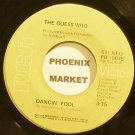 THE GUESS WHO~Dancin' Fool~RCA Victor 10075  45