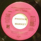 PAULA ABDUL~Blowing Kisses in the Wind~Virgin 98683 (Downtempo) VG+ 45