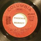 RONNIE DYSON~Why Can't I Touch You~Columbia 45110 (Soul)  45