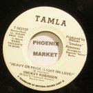 SMOKEY ROBINSON~Heavy on Pride (Light on Love)~Tamla 54313F (Soul) Promo VG+ 45