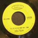 CHARLIE WALKER~Pick Me Up on Your Way Down~EPIC 9759 (Rockabilly) Rare 45