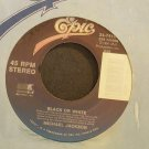 MICHAEL JACKSON~Black or White~EPIC 74100 (Synth-Pop)  45