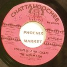 THE MURMAIDS~Popsicles and Icicles~Chattahoochee 628 (Rock & Roll)  45