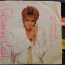 ROSANNE CASH~I Don't Know Why You Don't Want Me~Columbia 04809 VG+ 45