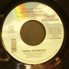TRISHA YEARWOOD~Xxx's and Ooo's~MCA 54898 VG++ 45