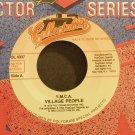 VILLAGE PEOPLE~Y.M.C.A.~Collectables 4337 (Disco) VG+ 45