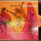 ERNEST FALK~Music of Offenbach~Period 2303 SD VG++ LP