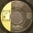5TH DIMENSION~Medley: Aquarius, Let the Sunshine~Soul City 772 (Soul) VG++ 45