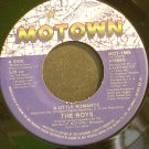 THE BOYS~A Little Romance~Motown 1965 M- Canada 45