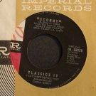 CLASSICS IV~Stormy~IMPERIAL 66328 (Instrumental Rock) VG+ Canada 45