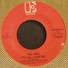 THE CARS~It's All I Can Do~Elektra 46546 (New Wave)  45